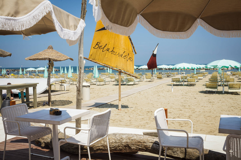 Stabilimento balneare Rimini | Bagno 70-71 Torre Pedrera ...